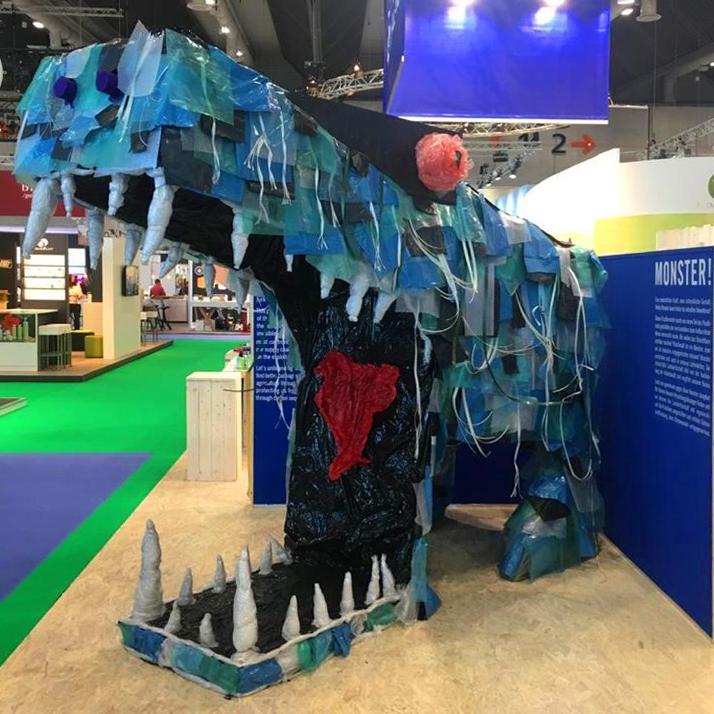 Von Plastik und anderen Monstern